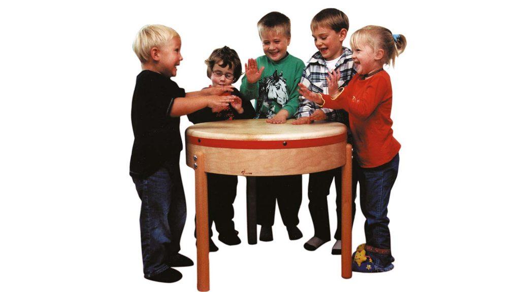 tischtrommel kindergarten