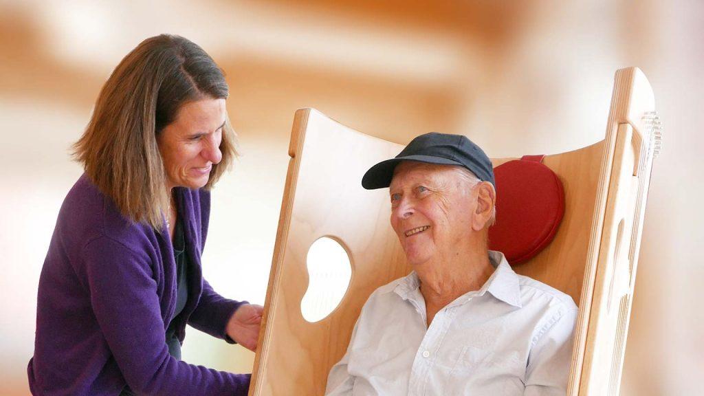 Klangstuhl Senioren